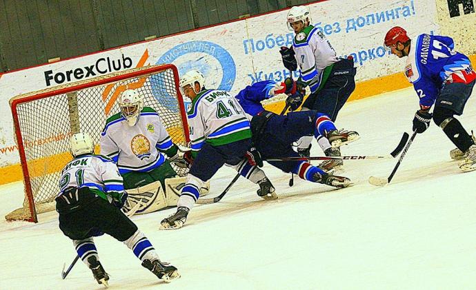 Последняя медаль была разыграна в мужском хоккейном турнире