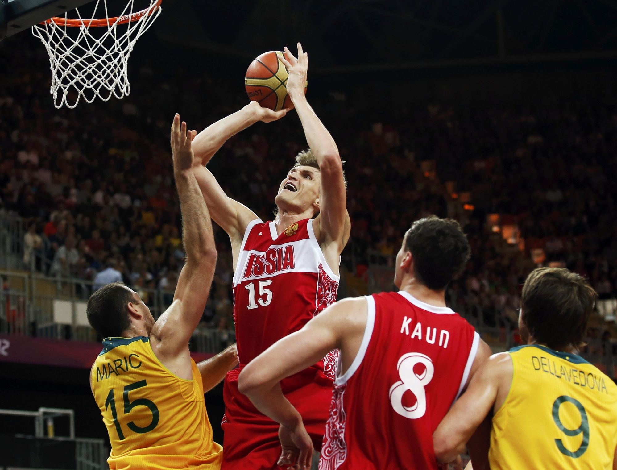 Баскетбол в россии фото